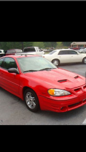 2005 Pontiac Grand Am GT Coupe (2 door) REDUCED