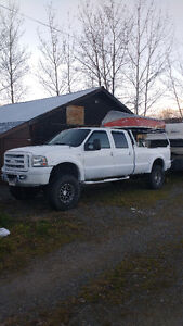 2005 Ford F-350 4x4 Pickup Truck Williams Lake Cariboo Area image 1
