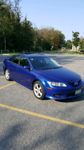 2005 mazda 6 GS IN GREAT CONDITION, VERY CLEAN
