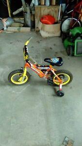 Bicyclette pour enfant (1 à 3 ans environs)