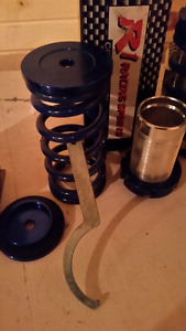 """Lowering coil overs 3"""" adjustable"""
