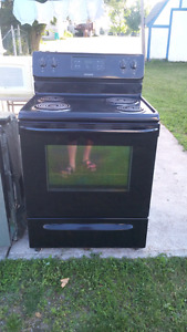 Dishwasher and electric stove for sale