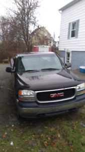 2000 gmc 4.3l auto $500 as is