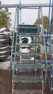 Stairs on wheels take your pick $300 each Belleville Belleville Area image 1