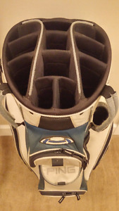 Ping Full 14 Club Slot Cart Bag