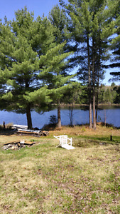 Cottage for sale,, hunting and fishing,float  plane accesable