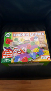 Leap Frog - Leaping Letters Game