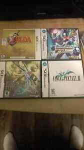 3ds,ds,PS4,gamecube,Wii,PS1,PS2,Xbox 360, Xbox games