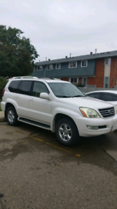 2005 lexus GX470 from USA (****price reduced****)