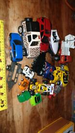 Vehicle job lot