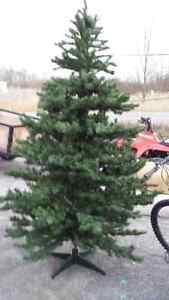 5 ARTIFICIAL CHRISTMAS TREES Belleville Belleville Area image 1