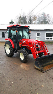 Branson 35 hp tractor package