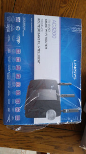 LINKS AC3200 Router