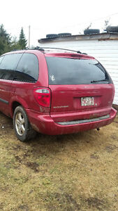 parting out 2000 to 2006 dodge vans