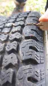 "Pneus d'hiver 13"" Winter tire Gatineau Ottawa / Gatineau Area image 1"