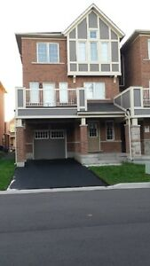 End Unit 3-Storey Townhouse, Milton, Available Feb 1st