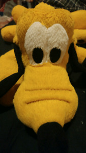 Pluto plush toy in great condition