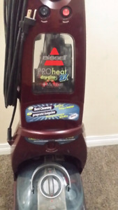 Bissell carpet cleaner proheat 2x