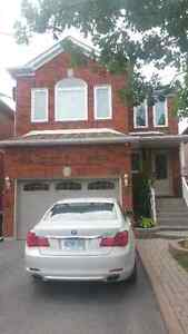 BEAUTIFUL DETACHED HOUSE FOR RENT IN BRAMPTON