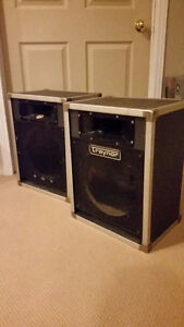 Amp Cases with Screens