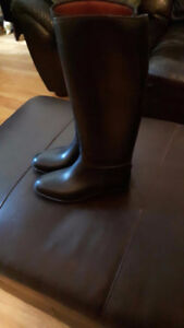 Rubber Riding / Paddock Boots ( New )