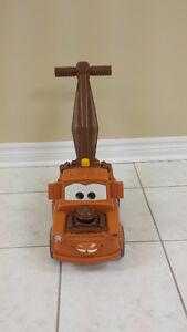 Toddler toy - Disney/Pixar Cars 2 Bubble Mater