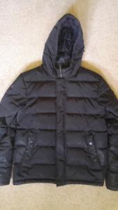 Men's Winter Puffer Jacket Guess Medium