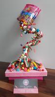 Sucre & Fantaisie: créations de gâteau de bonbons, bar à bonbons