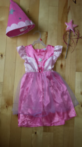 Robe princesse/magicienne Halloween