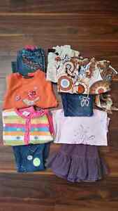 9 pc Girl's Size 3 Lot