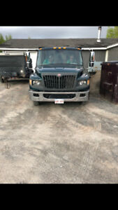 2012 International Terrastar- Excellent Condition-68000 km
