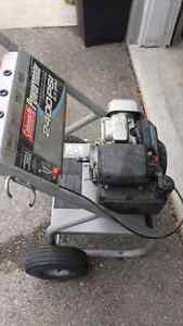 Honda pressure washer motor and cart only. London Ontario image 2