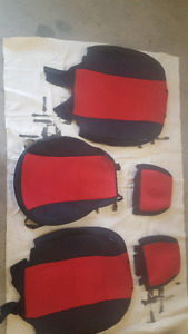 Coverking seat covers