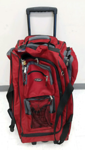 Calpak large travel bag with extendable handle and wheels