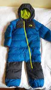 North Face Toddler Winter Goose Down Bunting - 18-24 months Gatineau Ottawa / Gatineau Area image 1
