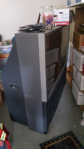 """Large projection TV. Around 50"""""""