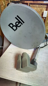 Satelite dish for camp for sale