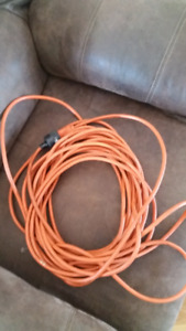 Long Outdoor Extension Cord