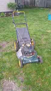 Craftsman lawnmower 6.5hp
