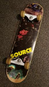 Source Complete Skateboard