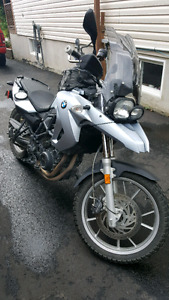 Bmw f650gs twin (799cc)