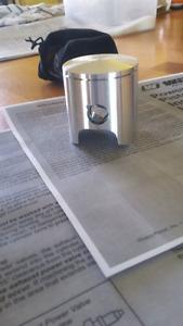 Honda cr125 over sized  piston