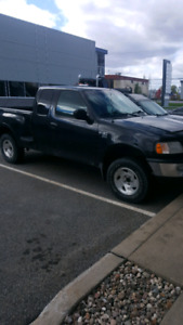 Ford f150 flaire side 1998