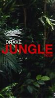 Drake Jungle Tour Toronto Drake Tickets