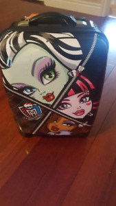Monster High kids suitcase