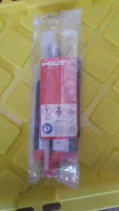 Hilti HY70 Injectable Concrete Anchor System