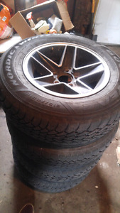 Two sets of z28 rims