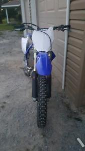 2006 Yamaha yz250f