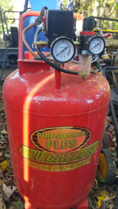 King Canada tools 20 gallon compressor tank--only