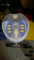 Electric foot spa